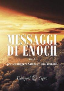 Copertina di 'Messaggi di Enoch'
