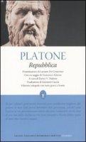 Repubblica. Testo greco a fronte. Ediz. integrale - Platone