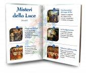 Immagine di 'Libretto con Rosario Santa Maria Goretti - Italiano'