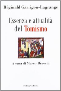 Copertina di 'Essenza e attualità del Tomismo'