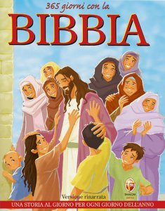 Copertina di '365 giorni con la Bibbia'