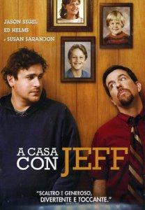 Copertina di 'A casa con Jeff'