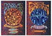 Guida galattica per gli autostoppisti. Trilogia più che completa in cinque parti-Niente panico. Ediz. speciale - Adams Douglas, Gaiman Neil