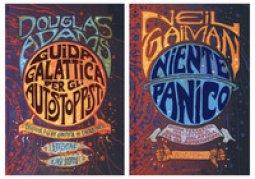 Copertina di 'Guida galattica per gli autostoppisti. Trilogia più che completa in cinque parti-Niente panico. Ediz. speciale'