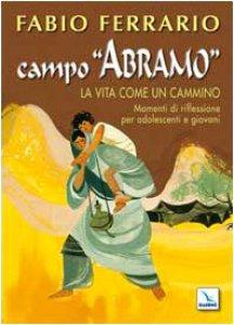 """Copertina di 'Campo """"Abramo"""".'"""