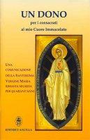 Un dono per i Consacrati al mio Cuore Immacolato - Suor Maria Chiara Scarabelli, Mons. Luigi Molinari