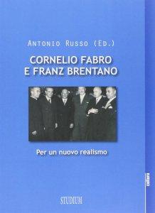 Copertina di 'Cornelio Fabro e Franz Brentano'