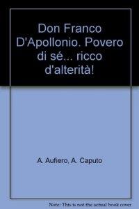 Copertina di 'Don Franco D'Apollonio'