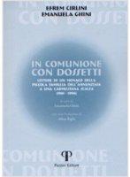 In comunione con Dossetti - Efrem Cirlini, Emanuela Ghini