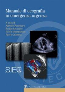 Copertina di 'Manuale di ecografia in emergenza-urgenza'