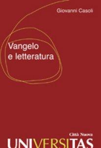 Copertina di 'Vangelo e letteratura'