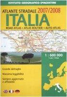 Atlante stradale Italia 1:600.000 2007-2008