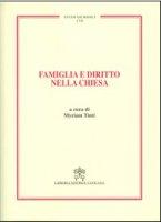 Famiglia e diritto nella Chiesa.