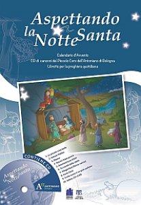 Copertina di 'Aspettando la Notte Santa + cd'