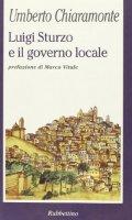 Luigi Sturzo e il governo locale - Chiaramonte Umberto