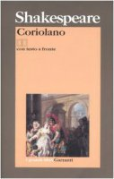 Coriolano. Testo inglese a fronte - Shakespeare William