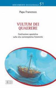 Copertina di 'Vultum Dei quaerere'