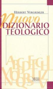 Copertina di 'Nuovo dizionario teologico'