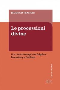 Copertina di 'Le processioni divine'