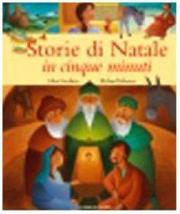 Copertina di 'Storie di Natale in cinque minuti'