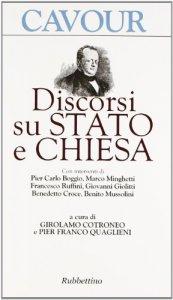Copertina di 'Discorsi su Stato e Chiesa'