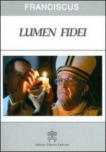 Copertina di 'Lumen fidei (Ed. in latino)'