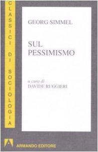 Copertina di 'Sul pessimismo'