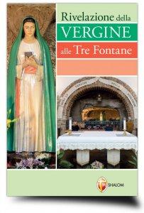 Copertina di 'Rivelazione della Vergine alle Tre Fontane'