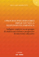 I processi psicodinamici implicati nella responsività empatica - Jean-Baptiste Marie Judith