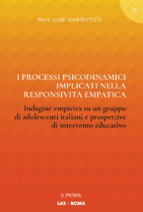 Copertina di 'I processi psicodinamici implicati nella responsività empatica'