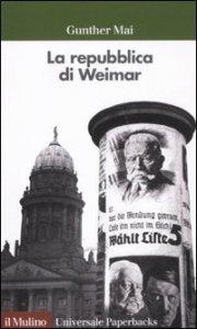 Copertina di 'La repubblica di Weimar'