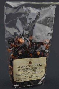 Copertina di 'Infuso di frutta mirtillo ciliegia 50 gr.'