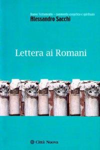 Copertina di 'Lettera ai romani'
