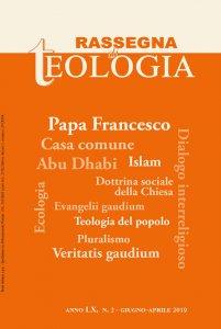 Copertina di 'Rassegna di Teologia n. 2/2019'