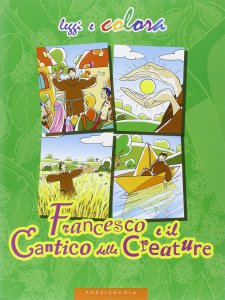 Copertina di 'Francesco e il Cantico delle creature'