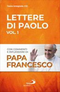 Copertina di 'Lettere di Paolo. Vol. 1'