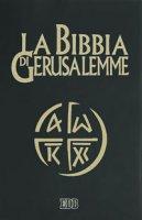 La Bibbia di Gerusalemme (copertina in plastica)