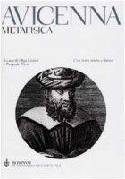 Metafisica. Testo arabo e latino a fronte - Avicenna