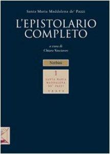 Copertina di 'L'epistolario completo'