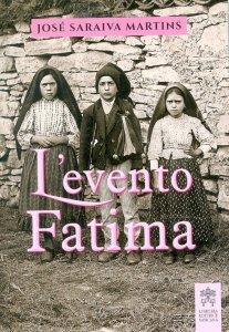 Copertina di 'L'evento Fatima'
