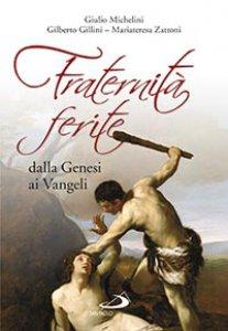 Copertina di 'Fraternità ferite dalla Genesi ai Vangeli'