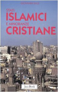 Copertina di 'Stati islamici e minoranze cristiane'