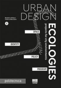 Copertina di 'Urban design ecologies'