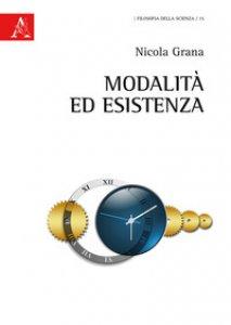 Copertina di 'Modalità ed esistenza'