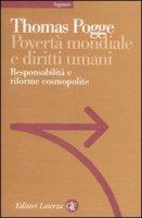 Povertà mondiale e diritti umani