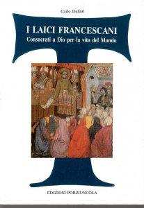 Copertina di 'I laici francescani'
