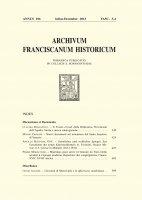 Predicazione di routine di fine Quattrocento. Il diario di un anonimo predicatore francescano (Biblioteca Comunale di Foligno, ms. C. 85) (pp. 585-598) - Yoko Kimura