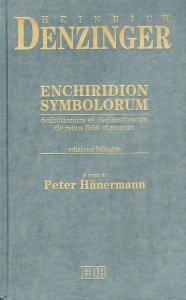 Copertina di 'Enchiridion symbolorum, definitionum et declarationum de rebus fidei et morum'