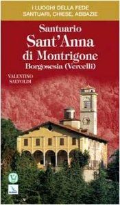 Copertina di 'Santuario sant'Anna di Montrigone. Borgosesia (Vercelli)'