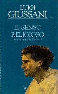 Copertina di 'Il senso religioso'
